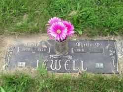 Myrtle M. <I>Swanger</I> Jewell