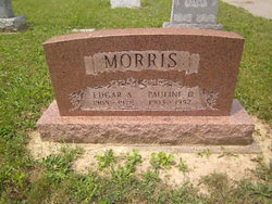 Edgar A Morris