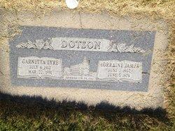 Lorraine James Dotson