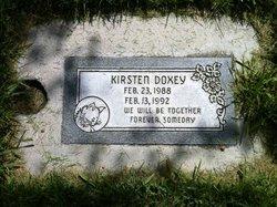 Kirsten Doxey