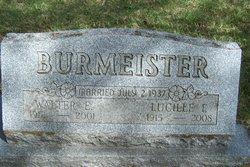 Walter E. Burmeister
