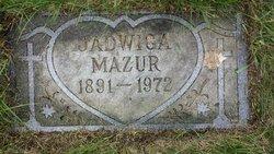 "Jadwiga ""Hattie"" <I>Karwacki</I> Mazur"