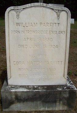 William Parfitt