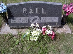 Violet M Ball