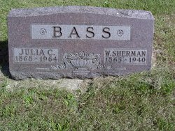 William Sherman Bass