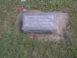 Mary M Billings