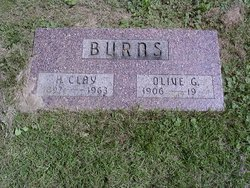 Henry Clayton Burns