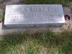 Benjamin M Grose