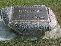 Larry M Holbert