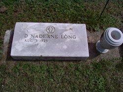 D Nadeane Long