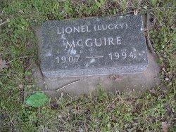 "Lionel Meredith ""Lucky"" McGuire"
