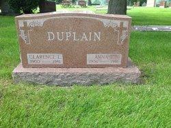 Clarence Louis Duplain