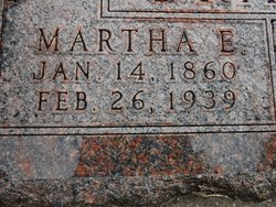 Martha E. <I>Kelly</I> Graham