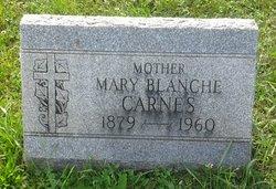 Mary Blanche <I>Ray</I> Carnes