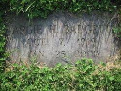 Argie Hazel <I>Heath</I> Badgett