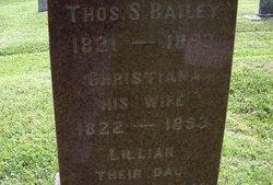 Thomas Soule Bailey