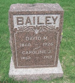 "Caroline Jane ""Carrie"" <I>Rockwell</I> Bailey"