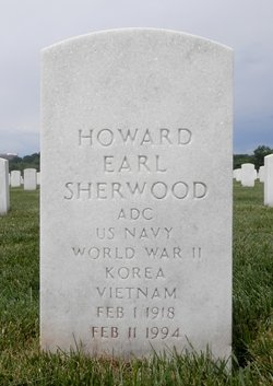 Howard Earl Sherwood