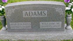 William May Adams