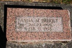 Anna M Imholt