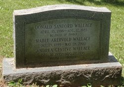 Donald Sanford Wallace