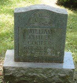 William Kemper Cooper