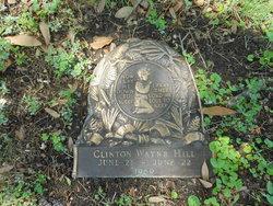 Clinton Wayne Hill
