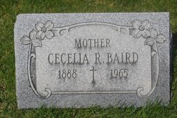 Cecelia R Baird