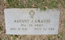 August J. Krause