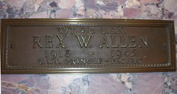 Rex W Allen