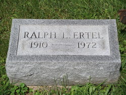 Ralph Leroy Ertel