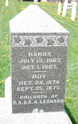 Harry Leonard