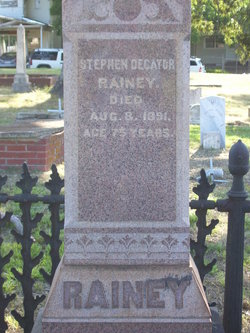 Stephen Decator Rainey