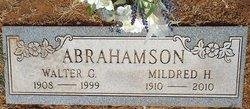 Mildred H <I>Anderson</I> Abrahamson