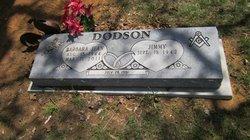 Barbara Jean <I>Cross</I> Dodson