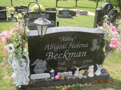 "Abigail H. ""Abby"" Beckman"