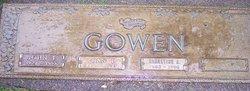 John Freeman Gowen