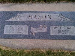 Mary <I>Garn</I> Mason
