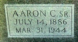 Aaron Cannon Brock, Sr