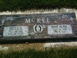 Max Alma Mckee