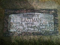 Matthew Eastman