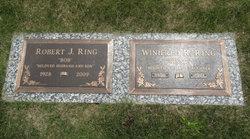 """Winifred Ruth """"Winnie"""" <I>Hackney</I> Ring"""