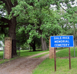 Dale-Rice Memorial Cemetery