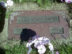 Alice <I>Andrews</I> Montgomery