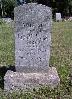 Abigail Nicholas