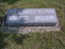 Byron E Shellebarger
