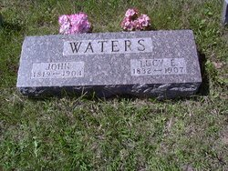 Lucy Elizabeth <I>Dick</I> Waters