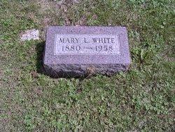 Mary Louisa <I>Dillow</I> White