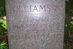 Robert J. Williamson, Sr