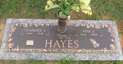 Etta <I>Strickland</I> Hayes